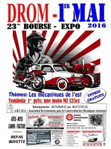 DROM (01) Bourse Expo